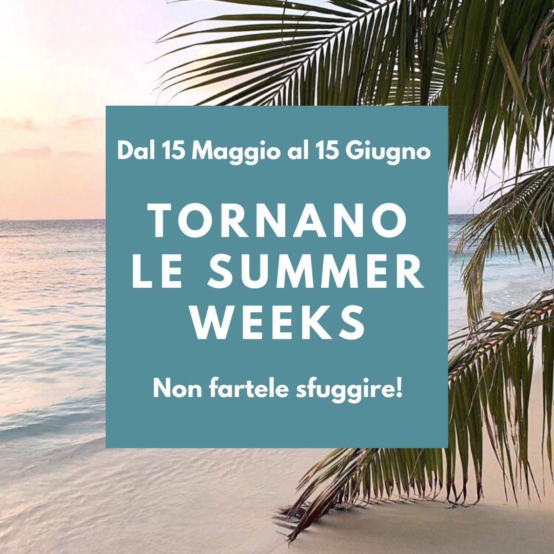 Summer weeks